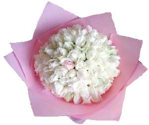深圳鲜花:飘雪的日子