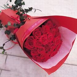 济南鲜花:心相连