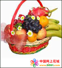 广州水果篮:果篮・想家的时候