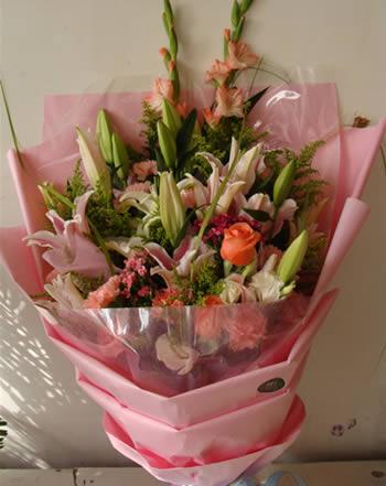 北京網上訂情人鮮花