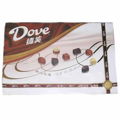 德芙320克巧克力精心之选