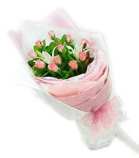 上海鲜花:高雅如你