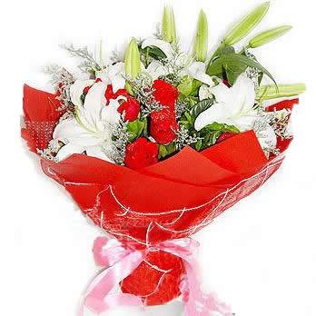西安网上订情人鲜花