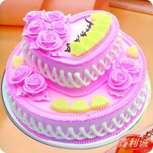 2层鲜奶蛋糕