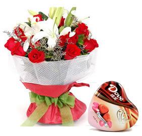广州鲜花礼品鲜花-想念你