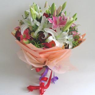 海口網上訂情人鮮花