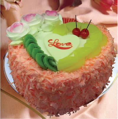 深圳生日蛋糕:甜蜜梦想