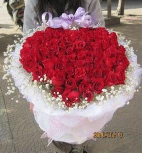 开封网上订情人鲜花