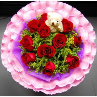 武威网上订情人鲜花