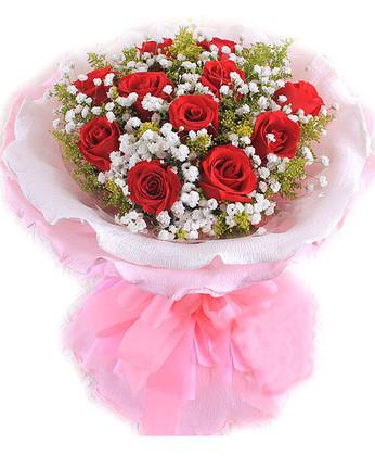 上海鲜花:节日快乐