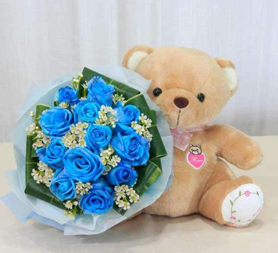 爱思鲜花:浪漫星空
