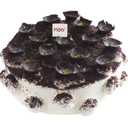 厦门蛋糕:米旗 米诺黑森林