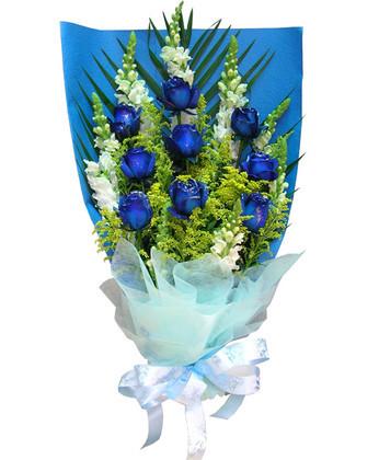 深圳鲜花:我在想你