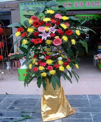 南海网上商业鲜花