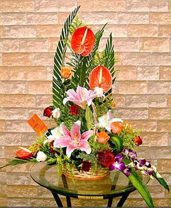 上海上海送花:新年快乐
