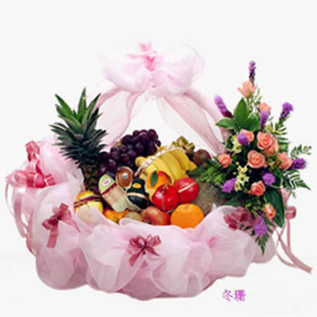 邢台网上订果篮鲜花