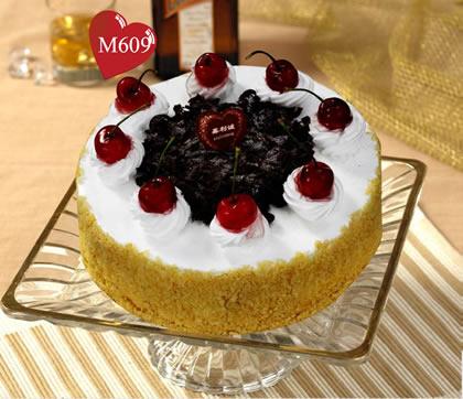 厦门生日蛋糕:幸福果园