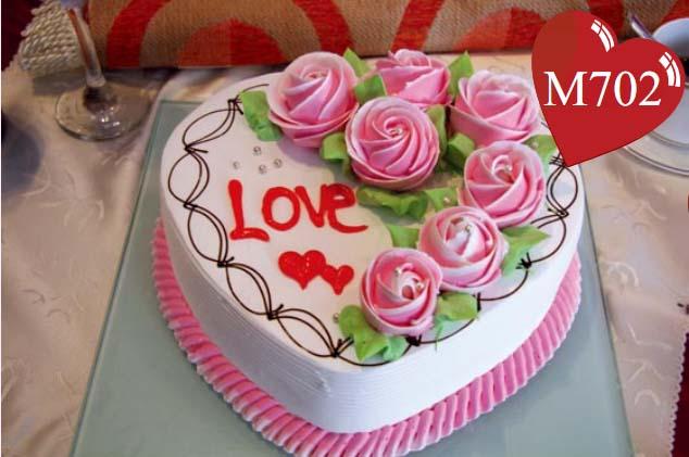 丽水生日蛋糕:心语