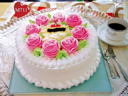 乐山网上蛋糕鲜花
