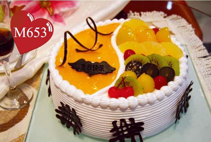 青岛网上蛋糕鲜花