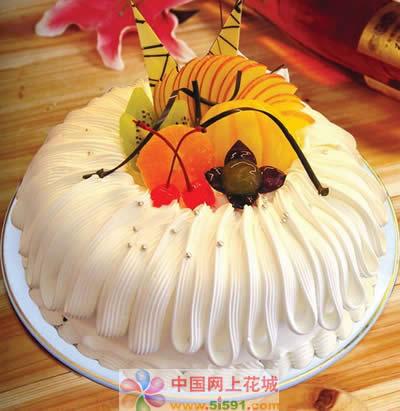 深圳网上蛋糕鲜花