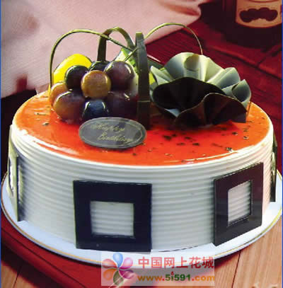 西安网上蛋糕鲜花