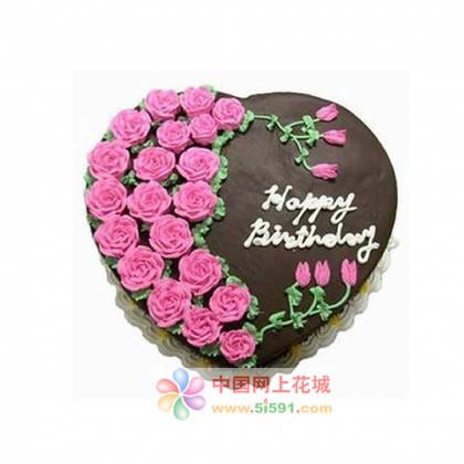 赣州生日蛋糕:想你的日子