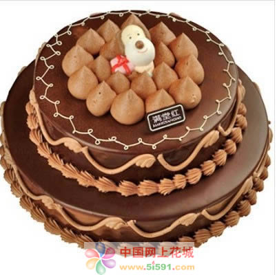 乌鲁木齐生日蛋糕:爱的诱捕