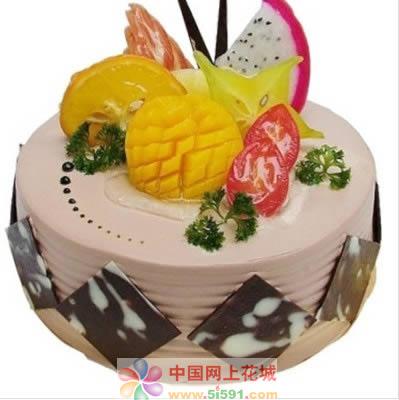 厦门蛋糕:甜甜蜜蜜