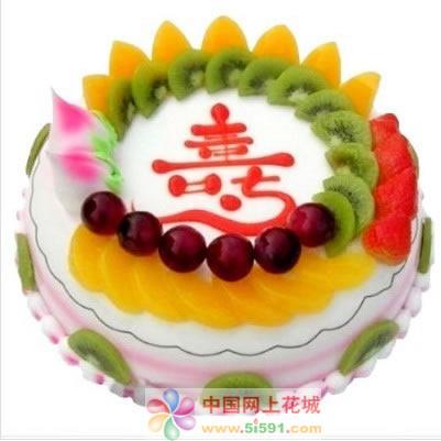 乌鲁木齐生日蛋糕:身体健康