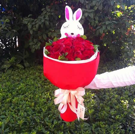 马鞍山网上订情人鲜花