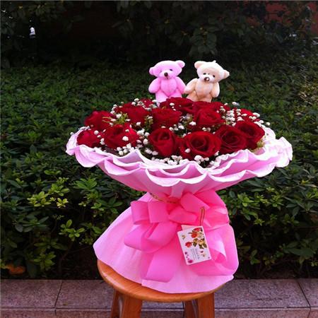 福清市网上订情人鲜花