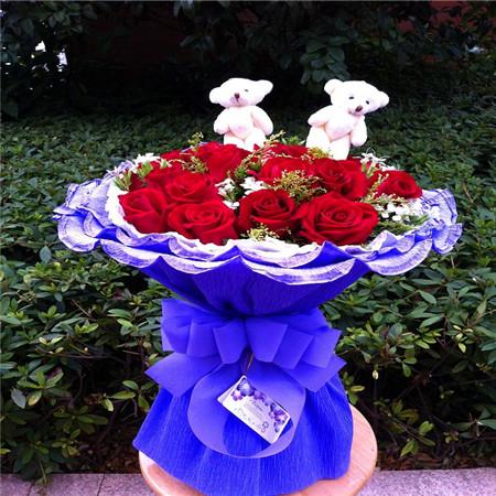 茂名网上订情人鲜花