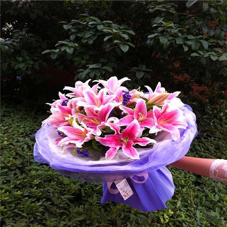 台州台州送花:最美际遇
