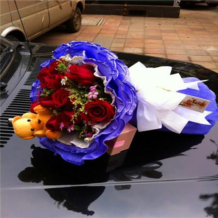 郓城网上订情人鲜花