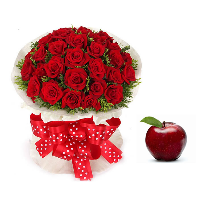 揚州廣陵區網上生日鮮花