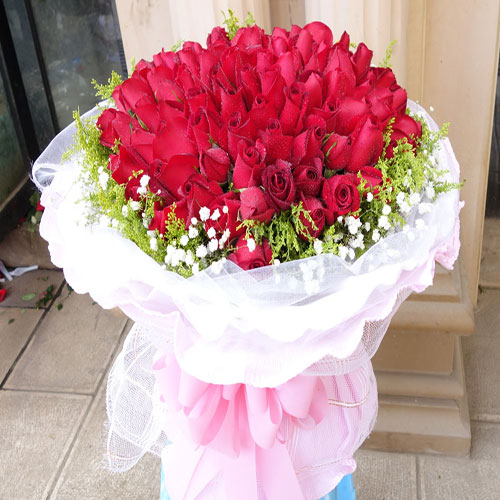莱阳网上订情人鲜花