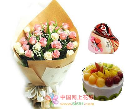赣州鲜花:淡淡的祝福