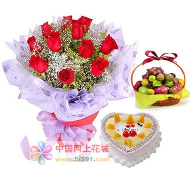 莆田網上訂情人鮮花