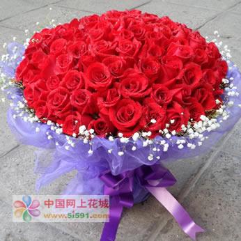 张家港网上订情人鲜花
