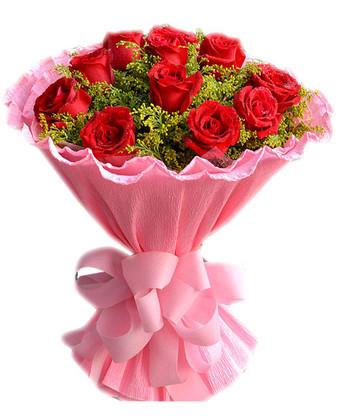 上海鲜花:爱情的祝福