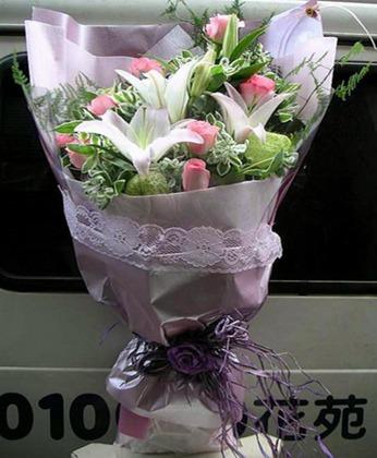 淄博网上订情人鲜花