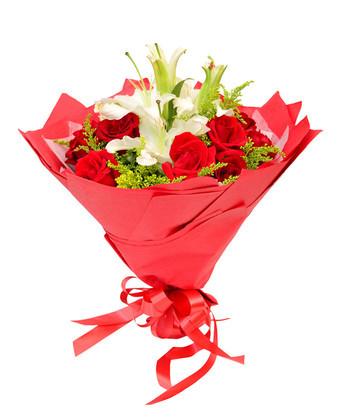 顺德网上订情人鲜花