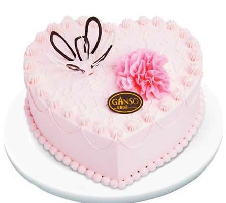 元祖蛋糕-甜蜜如心