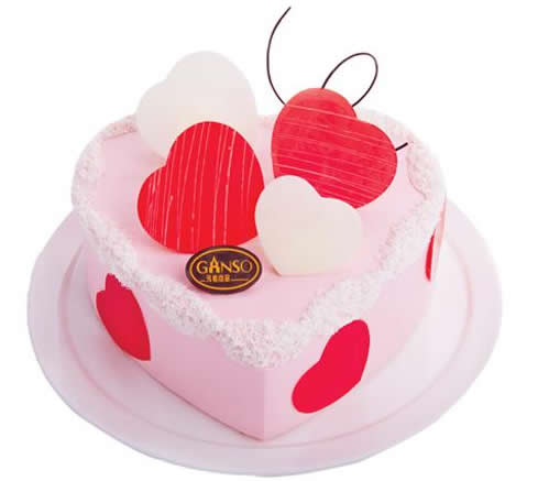 元祖蛋糕-情有独钟
