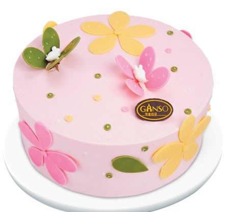 元祖蛋糕-缤纷贝蒂