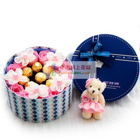 广州肥皂花:肥皂花 爱的承诺