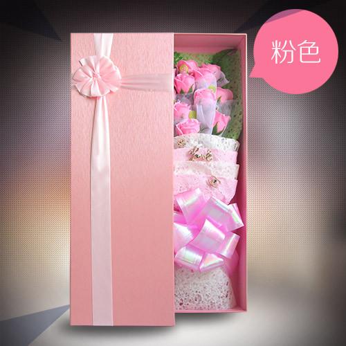 厦门肥皂花:香皂花礼盒单粉色