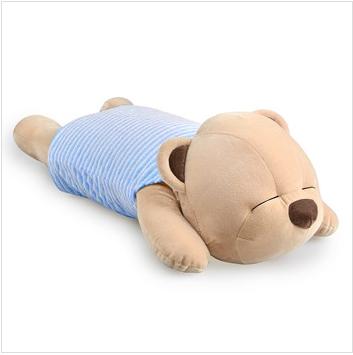 趴趴熊音乐枕