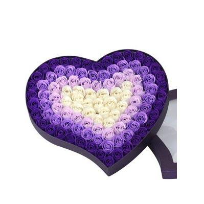 锦州肥皂花:肥皂花--渐变紫